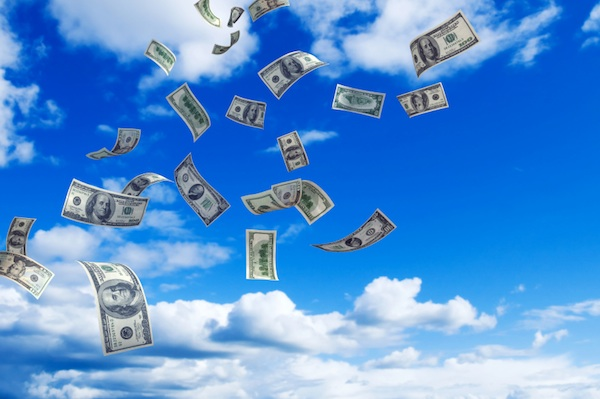 What part of an agencies overhead operating costs should the advertiser pay and what should the agency fund?