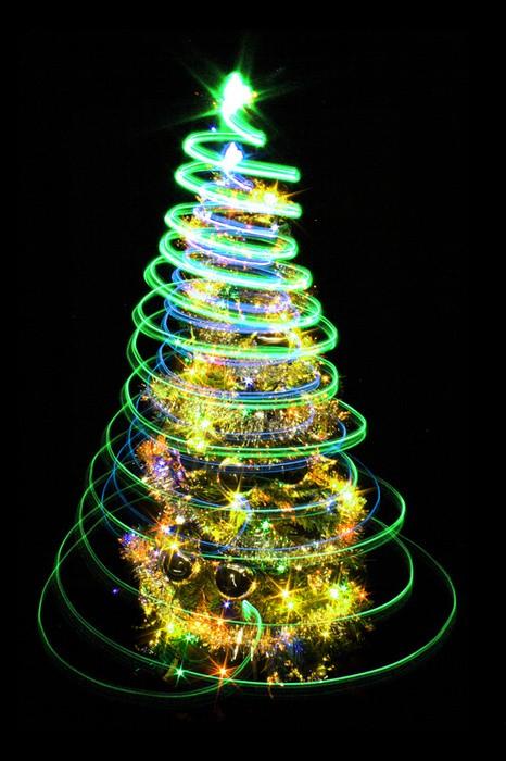 Christmas datatree
