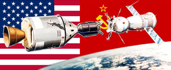 Space race USA vs USSR