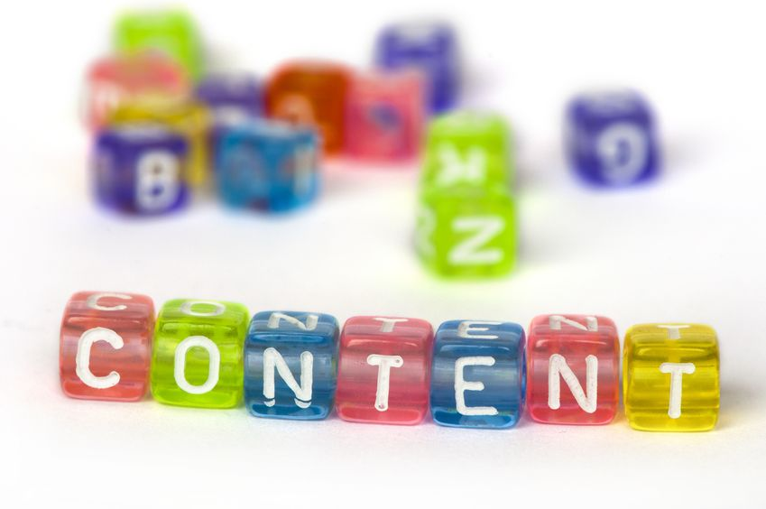 5 basics of content marketing
