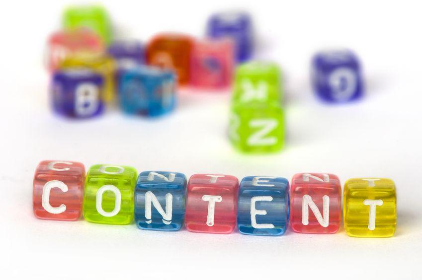 5 basics of content marketing