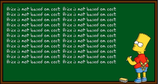 """cost based pricing vs value based pricing What is value-based pricing i like to use this definition: """"value-based pricing is  the method of setting a price by which a company calculates."""
