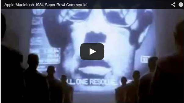 Apple 1984 television commercial
