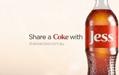 Advertising Coca Cola