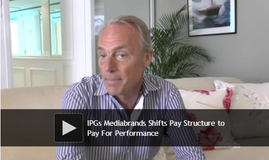 IPG Mediabrands pay for performance