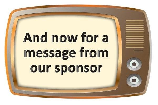 TV sponsorship