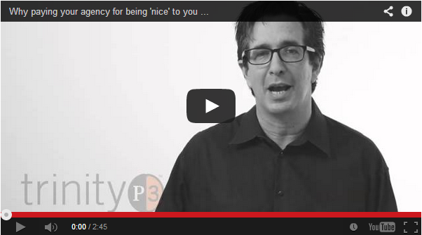 Paying your agency