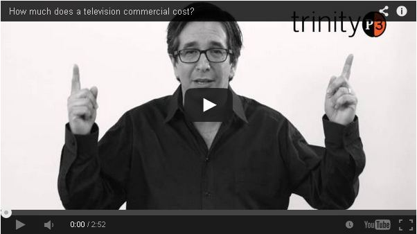 How much does a tv commercial cost