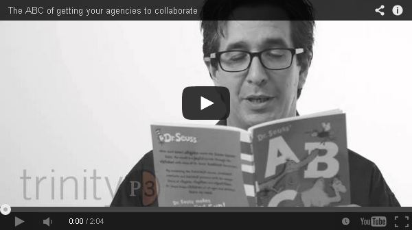 The ABC of getting your agencies to collaborate
