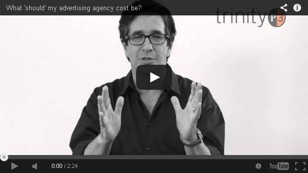 What should my advertising agency cost be