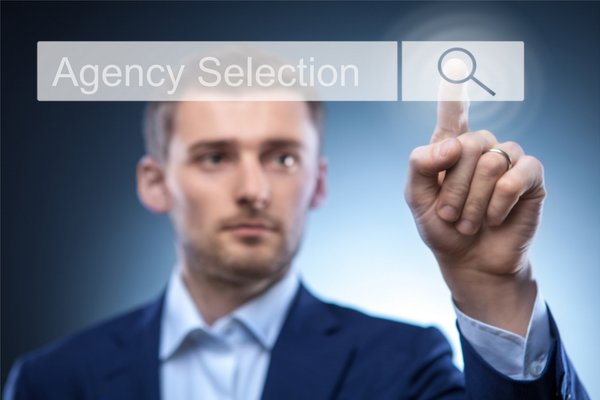 Agency selection