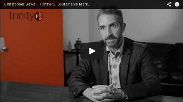 Chris Sewell-TrinityP3-Sustainable Marketing Expert