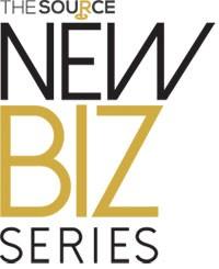The Source New Biz Series logo