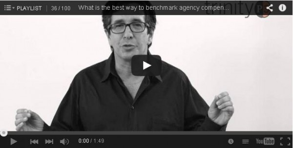 What is the best way to benchmark agency compensation