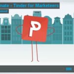 Pitchmate-tinder for marketeers
