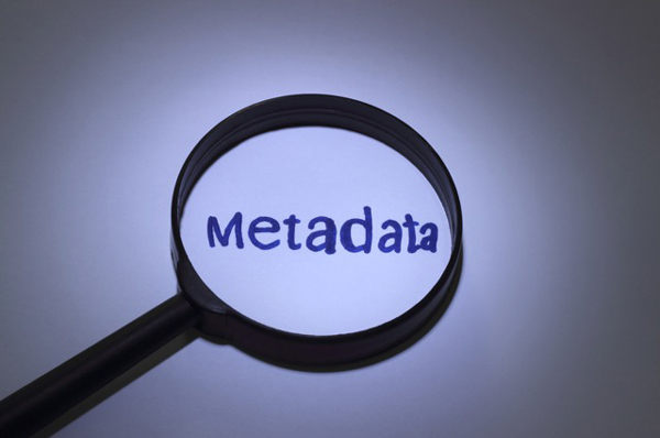Metadata - data about data