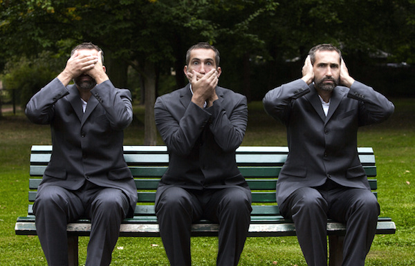 Cynical Industry - see,speak,hear no evil
