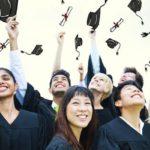 Tertiary school graduates