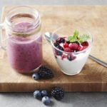 FMCG-fruit smoothie and yoghurt