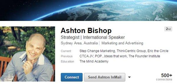 Ashton Bishop