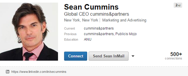 Sean Cummins Podcast