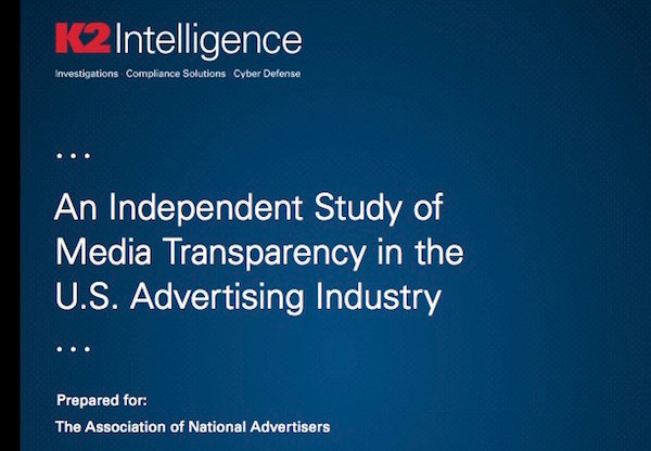 The K2 Intelligence Media Report