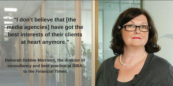 Debbie Morrison ISBA