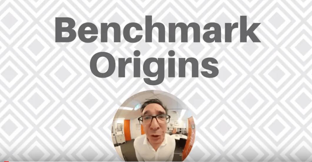 Benchmark origins