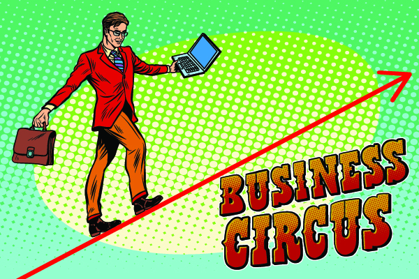 The Three Ring Circus: Money. Agencies. Marketers.
