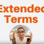 Long payment terms