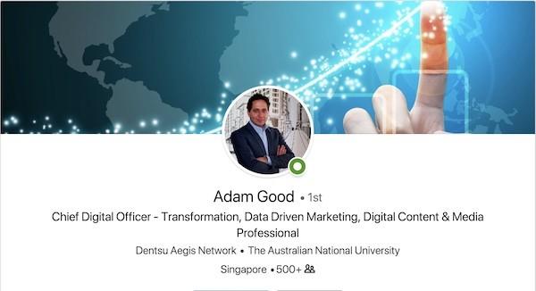 Adam Good