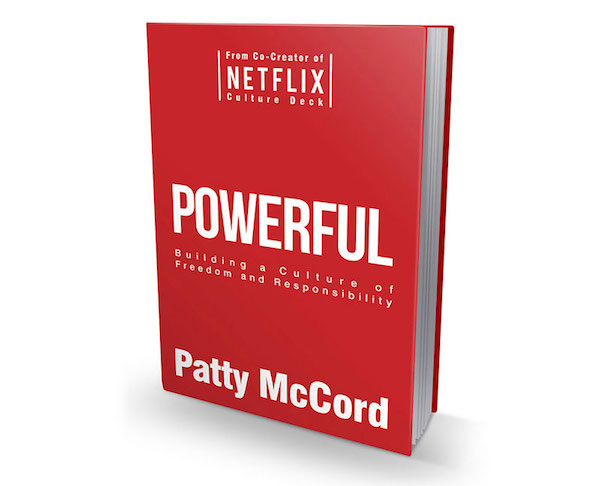 Book Review of Powerful by Patty McCord