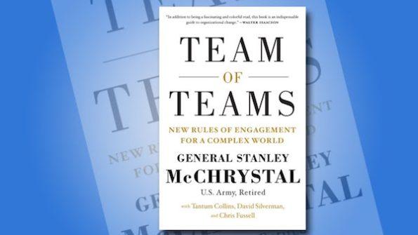 Book Review: Team of Teams by General Stanley McChrystal