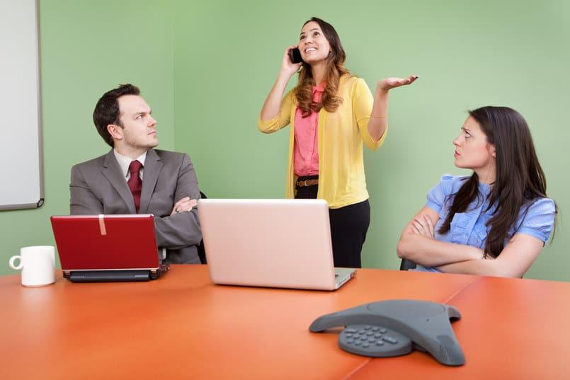 Agency pitch etiquette