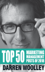 2018 Marketing Management book
