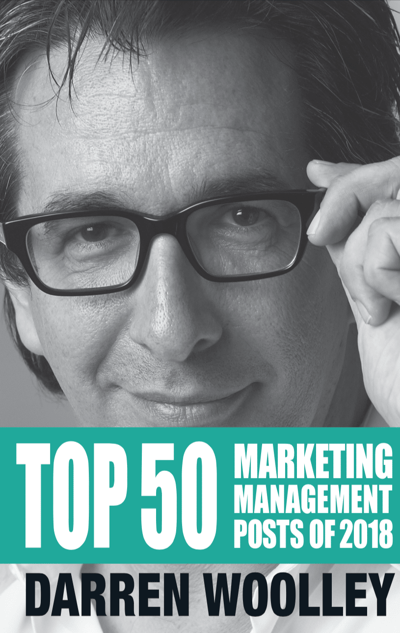 The Marketing Management Book of the Year 2018