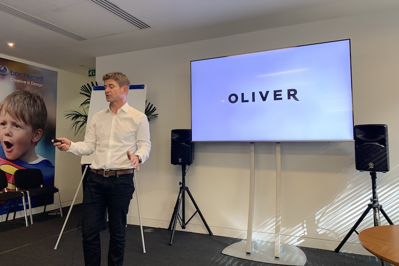 Pitch Consultants - Oliver