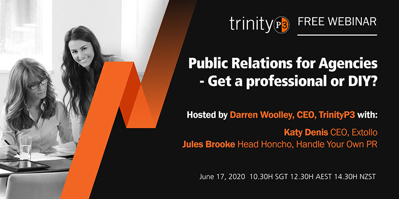 Public Relations for Agencies - Get a professional or DIY?