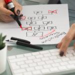 Marketing restructures