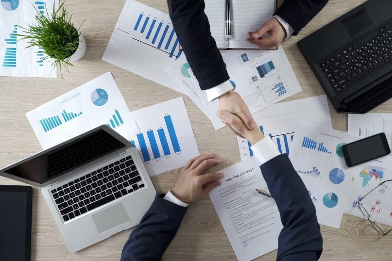Procurement teams and marketing.