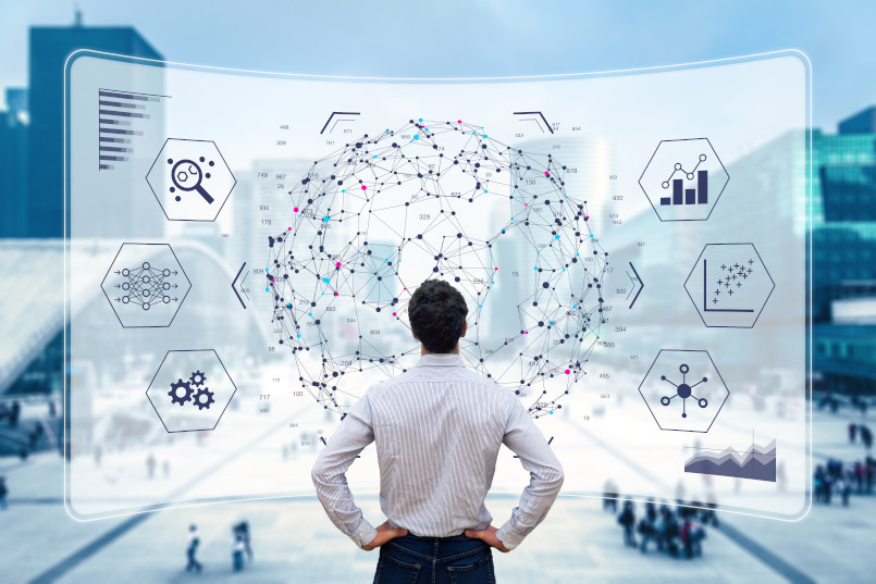 AI data modelling