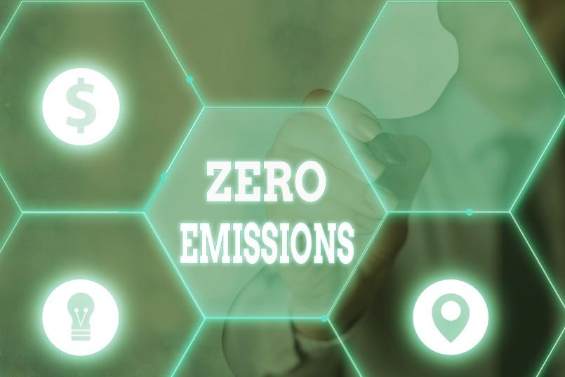 Net zero emissons