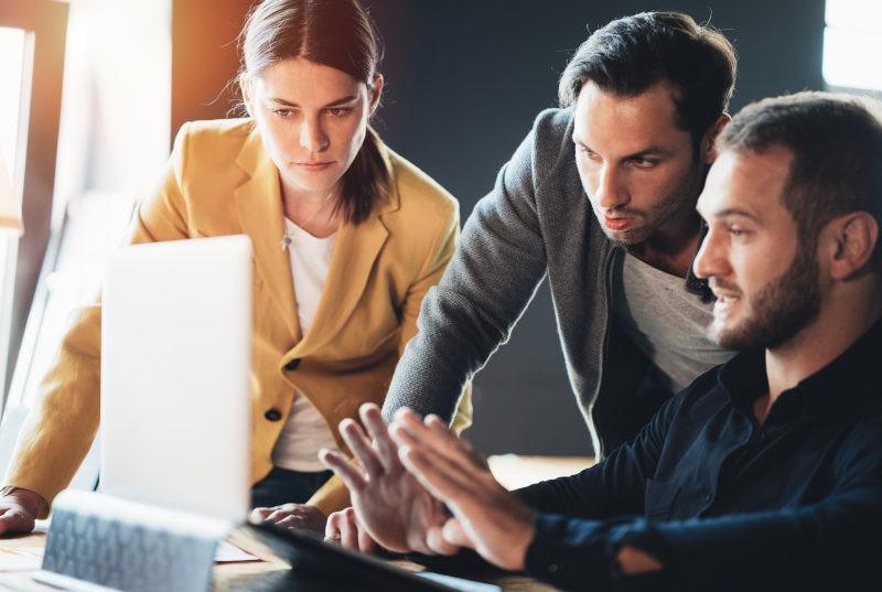 Agencys transform to partners.